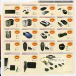 Travel USB Hub Mini Mouse Wireless Bluetooth Compact Speakers