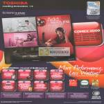 Toshiba Redemption Options Promotions