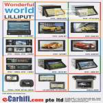 Lilliput Products DVD GPS LP 928GL