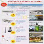 Power Outlet System Work Center Vertical Post LED Task Light B2022