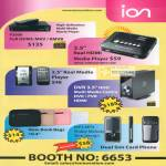Ion Movie Player P2000 Real Media DVR PVR Bags