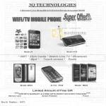 Wifi TV Mobile Phone J8 A710 W007 S728 M002