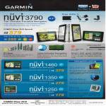 Tech Garmin GPS Nuvi 3790 1460 1350 1250 Rich POI WebMap Junction View 3D