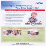 ACM Remanufacturered Toner Cartridge