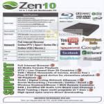 Zen10 Media Player
