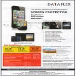 Dataflex Anti Fingerprint Screen Protector EasyPaste EasyTouch EasyClean