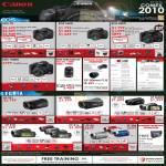 DSLR Digital Cameras EOS 7D 550D 500D 1000D Legria Camcorder HF S21 M31 R18 FS 36