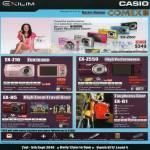 Digital Cameras EX Z16 Z550 Z800 H5 G1