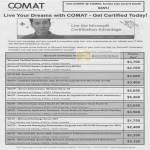 Comat Certification Training Microsoft MCSA MCTS MCITP MCPO