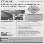 Risk Management Professional Certification Course