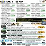 Palit Graphics Card Geforce GTX460S PL GTX460 EVGA 6200 AGP GTX480 LiteOn External Internal DVD Blu Ray Writer Slim