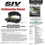SIV Security In Vehicle Car Black Box Camcorder GPS Drive Recorder