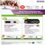 Epson Projectors EH TW3500 TW4500