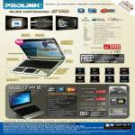Fida Intl Prolink Glee Notebook SW9 UW2