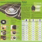 IRobot Roomba 500 Series Cleaner Scheduler Virtual Wall Side Brush