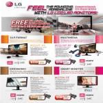 LG LCD Monitors W2243T PF W2261VP W2442 PA W2753V