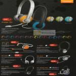 Sonic Gear Headset Loop IIx XBS 330 Microphone X 1000 BS 200 280 TGC 1000 2000 Pro