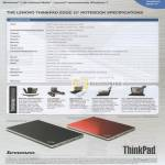 Lenovo Thinkpad Edge 13 Specifications Rescue Recovery Access Connection Active Protection System