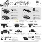 Marathon Mouse M705 Webcam 9000 Wireless M215 M310 HD Pro C910 C510 C310 Speaker Z623 Z506 Z313