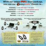 MCL EasySafe Classic Dual Keys Package EasyKey
