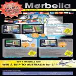 Maka GPS Morbella M880 Slim Deluxe M660 Plus M880 Junction View