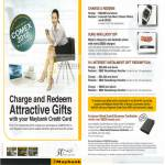 Maybank Credit Card Charge Redeem Lucky Dip Interest Instalment Gift