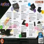 Axioo Notebooks Neon Zetta Pico CNC 3223 5520 MLC MMI MNC MKU MNN External Storage Intellipen PJM