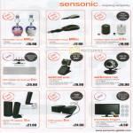 Sensonic Mouse MR20 MR60 Laser Wireless CX4 Keyboard U20 Webcam 6100 7100 Speakers S28 USB SmartWipe Fingers