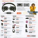 Sensonic USB Headset HVU250 Earphone EP200 HVW100 Optical Mouse M50 M80 Wireless Touch Laser Presenter LR5