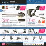 Plantronics Bluetooth Headset AudioIQ Discovery Voyager Pro Explorer 210 Backbeat 906 DSP