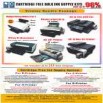 Sepoms Cartridge Free Ink Supply System