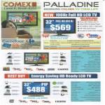Carrefour 100Hz LCD TV Media Player EPT3210GM EPT3252E