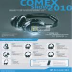Sennheiser Noise Cancelling Travel Line Headphones PXC 450 360 MM 250 II