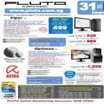 Pluto Desktop PC Viper Optimax