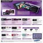 Digital Cameras Dual LCDs ST600 ST100 PL150 WB2000 GPS WB650 EX1 WP10 ST60 ES70