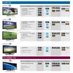 LCD TV Series 6 5 4 Plasma TV