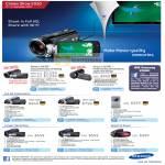 Video Camcorders HMX S15 S10 M20 H204 H200 U20 F44 F40 C20