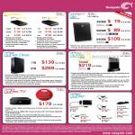 External Storage Drive Expansion FreeAgent Go GoFlex Desk Pro TV Media Player