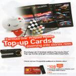 Prepaid Mobile Top Up Cards Formula One Prepaid Broadband