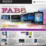 Ericsson Fab5 Xperia X10 Mini Pro Vivaz