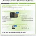 Business Broadband Fibre 100Mbps Iomega Storcenter IX2 200 NAS E HRM Mobile Broadband Wifi Router