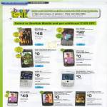 Mobile Phones Motorola HTC Desire Sony Ericsson Nokia N97 E5 Blackberry HTC LG Optimus GT540