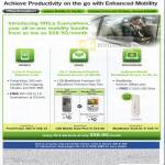 Office Everywhere Mobile Email Broadband Powervalue 300 MaxMobile SurfLite