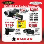 System Tech Ranger DV Genius Camcorder 6000X 1000 3000