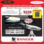 System Tech Ranger Projector