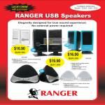 System Tech Ranger USB Speakers SK680 SK440 SK2015