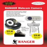 System Tech Ranger Webcam WC1300F WC1300