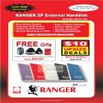 System Tech Ranger ZP External Storage