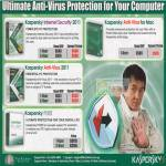 Kaspersky Internet Security 2011 Anti Virus Pure Mac