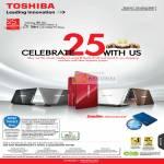 25 Years Celebration Satellite L635 L640 L645